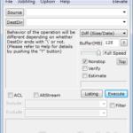 Fastcopy 3.51 免安裝中文版 – Windows 系統最快的檔案複製工具