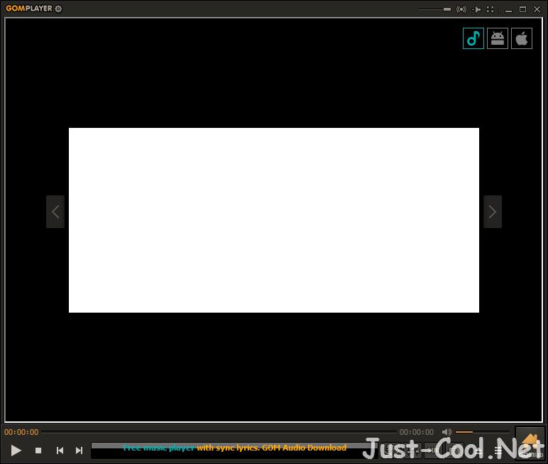 GOM Player 2.3.25.5282 免安裝中文版 – 免費影音媒體播放軟體
