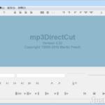 mp3DirectCut 2.29 免安裝中文版 – 手機鈴聲、MP3 音樂剪接工具